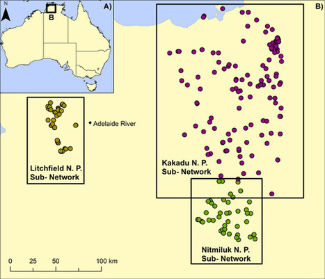 TERN - Terrestrial Ecosystem Research Network: Newsletter 2013 May LTERN Kakadu 3 Parks savanna fires | Remote Sensing, Fire History and Biodiversity | Scoop.it