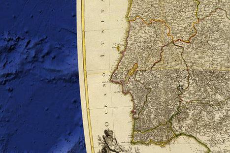 Google Maps mostra como eram os caminhos do século XVIII   BTN   Scoop.it