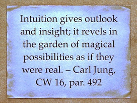 "Carl Jung on ""Intuitives"" – Anthology 
