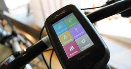 Nouvelle gamme Mio Cyclo : les vélos ont leur GPS ! | Navigation Plaisir | Balades, randonnées, activités de pleine nature | Scoop.it