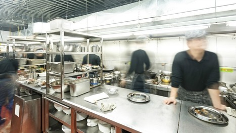 Forced labour in restaurant kitchens is no joke | critical reasoning | Scoop.it