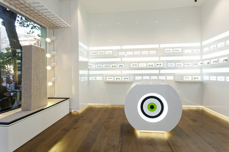 SONO-OPTICA by Marketing-Jazz, Madrid   Retail Design Review   Scoop.it