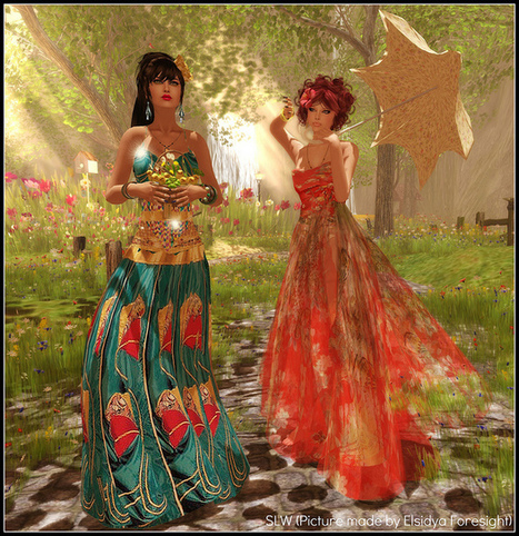 Freebies and cheapies in SL: Summer time...Un jour d'Eté | Freebies and cheapies in second life. | Scoop.it