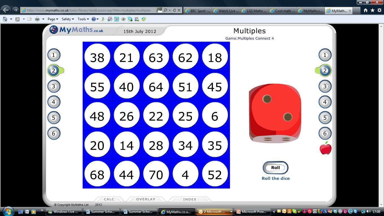MyMaths.co.uk - Multiples - Multiples | Maths G...