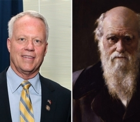Could Charles Darwin Be Elected to Congress? | evolution & education | Scoop.it