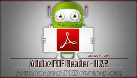 Adobe reader 11 7 2 apk update' in Download Android apk file