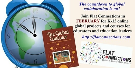 The Countdown is on! Global Projects and Educator PD start February   Learning*Education*Technology   Scoop.it