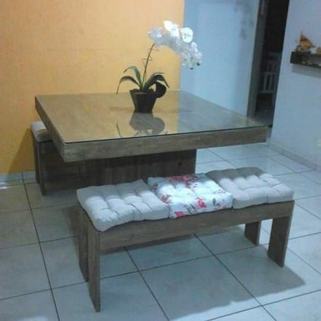 Extraordinary Wood Pallet Plans | Upcycled Objects | Scoop.it
