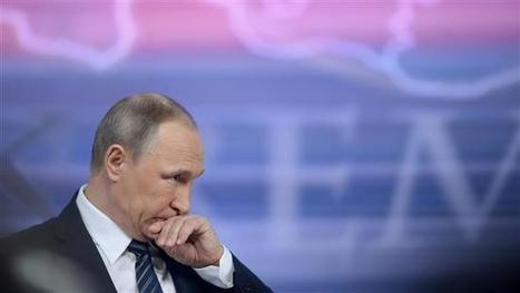PressTV-No outsider can decide for Syria: Putin | Unthinking respect for authority is the greatest enemy of truth. | Scoop.it
