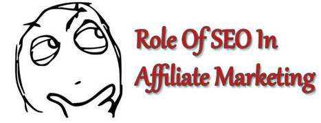 Role Of SEO In Affiliate Marketing - News - Bubblews | PBS | Scoop.it