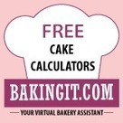 Free Cake Calculators | Delish Recipe | Scoop.it