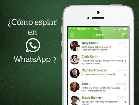 Descargar WhatsApp Spy para Android/iOS/Windows Phone/PC/Apk gratis | Promocion Online | Scoop.it