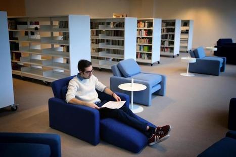 LILLE - La nouvelle bibliothèque universitaire de Sciences Po sera ouverte à tous les étudiants | Médiations numérique | Scoop.it
