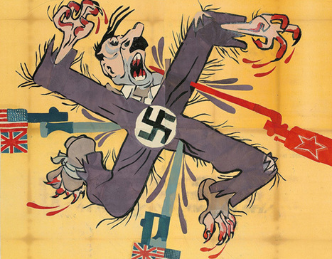 Soviet Propaganda Posters of the Second World War   Visual Culture and Communication   Scoop.it