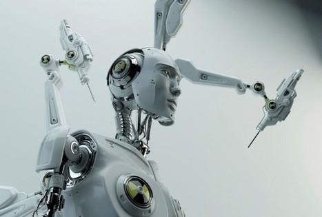 The History Of Robotics - RedOrbit | Social studies | Scoop.it