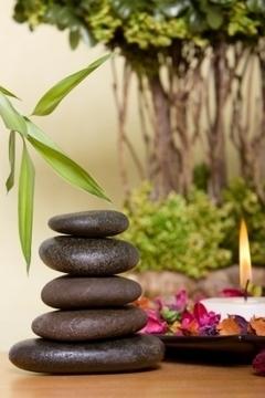 Ideas de como decorar con piedras zen | Como Hacer Manualidades y Decoraciones Fácil | HTM_DIY - Artesanías | Scoop.it