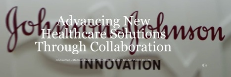 Johnson & JohnsonInnovation Aims to DevelopBreakthrough Medical Device Technologies | Pharma: Trends in e-detailing | Scoop.it