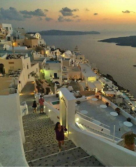Σαντορίνη... η femme fatale του Ελληνικού Αρχιπελάγους | travelling 2 Greece | Scoop.it