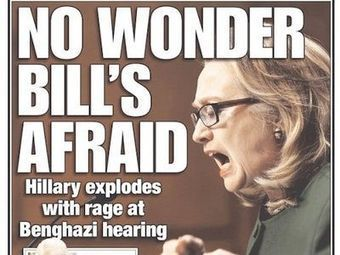 Was the media sexist in its coverage of Clinton and the Benghazi hearings? | Maven Pop | Scoop.it