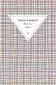 Monsieur Sapiro, Benny Barbash | Critique littéraire | Scoop.it