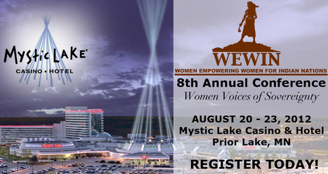 Events   WEWIN – Women Empowering Women for Indian Nations   Role Models for Women in Leadership   Scoop.it