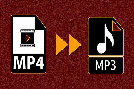 Cómo Convertir De Mp4 A Mp3 En Un Minuto