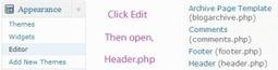 Comment ajouter un favicon à son blog WordPress | Outils et pratiques du web | Scoop.it