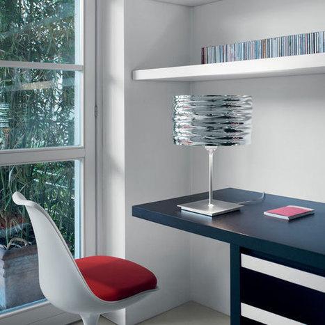 Creative Reading Lamp Designs | 2012 Interior Design, Living Room Ideas, Home Design | Scoop.it