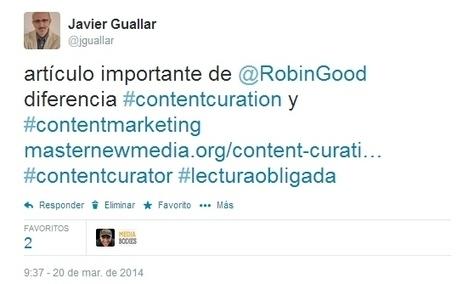 4 técnicas de caracterización de contenidos en Twitter (real time curation) | Los Content Curators | El Content Curator Semanal | Scoop.it