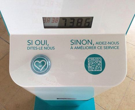 J'ai testé pour vous : «Je n'aime pas la SNCF» #qrcode | QRiousCODE | Scoop.it