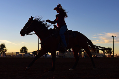For these U.A. young women, it's not their first rodeo | CALS in the News | Scoop.it