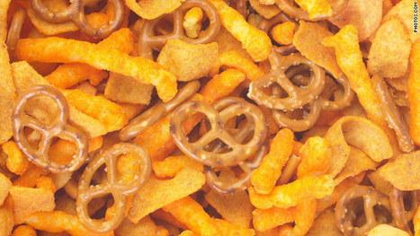 Breakfast buffet: National junk food day | Troy West's Radio Show Prep | Scoop.it