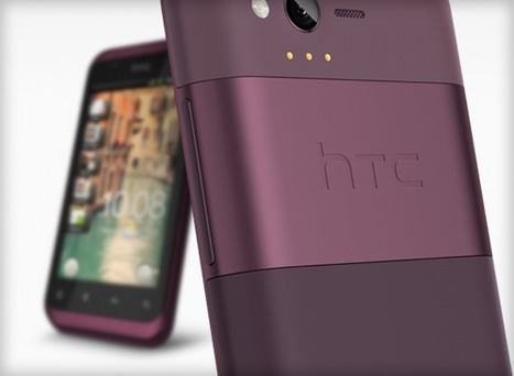 HTC Rhyme Product Overview - HTC Smartphones | Social on the GO!!! | Scoop.it