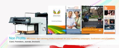 Print Your Business Brochure Through Marxmyles Printers In New York City | Social Media Marketing | Scoop.it