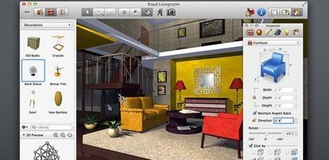 Design Your Dream Home With Live Interior 3D For Mac [Deals] - Cult of Mac | Aussiemandas Auspicious | Scoop.it