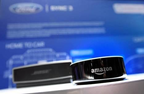 Los dispositivos inteligentes que siguieron las órdenes de un presentador | Informática Forense | Scoop.it