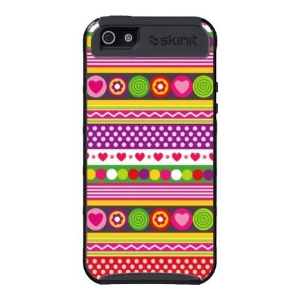 Cute flowers hearts and dots Skinnit Case iPhone 5 Cases from Zazzle.com | Cute floral iPhone Cases | Scoop.it