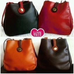 tas oval gold - AyeshaShop.Com | Tas Murah | Scoop.it