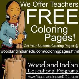 Woodland Indian Educational Programs   IDLE NO MORE WISCONSIN   Scoop.it