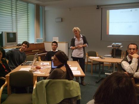 INTENT's London workshop | Telecollaboration in University Education | Scoop.it