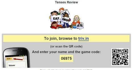 Free Technology for Teachers: Triventy - Collaboratively Create Online Games and Save the Results | Jogos educativos digitais e Gamificação | Scoop.it