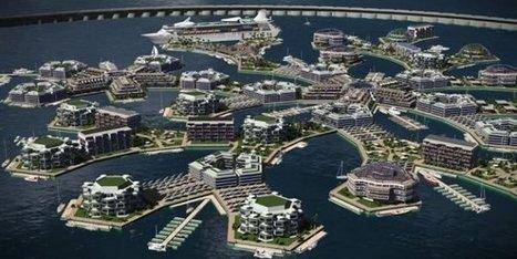 La Polynésie s'apprête à accueillir la première ville flottante au monde | Les coups de coeur de D'Dline 2020 | Scoop.it