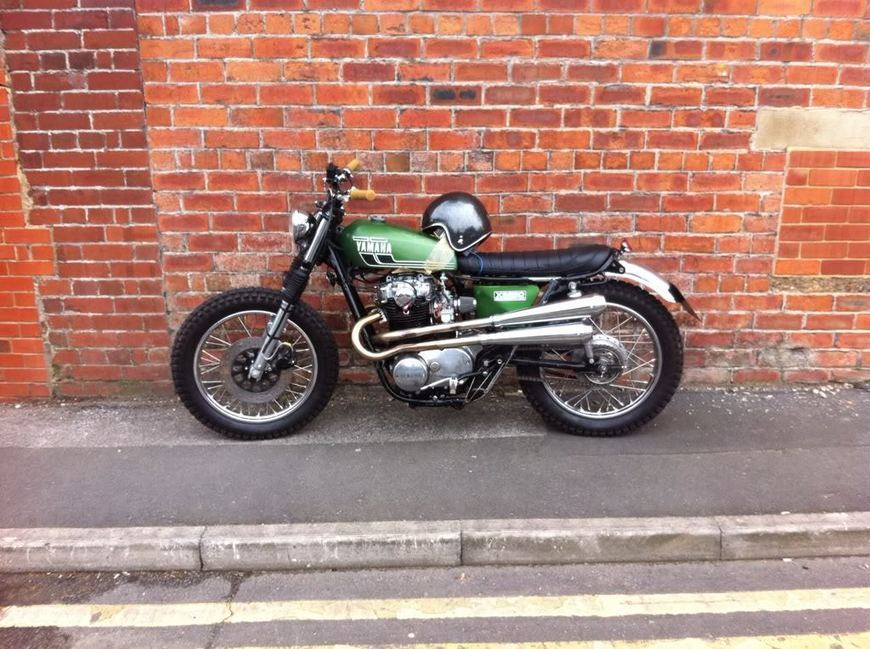 TC: Street Scrambler Project For Sale | Custom