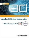 eTOC: ACI – Applied Clinical Informatics 2011;2 (4) New Articles Added | Health and Biomedical Informatics | Scoop.it