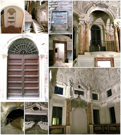 The Sephardic sinagogue in Pesaro | Le Marche another Italy | Scoop.it