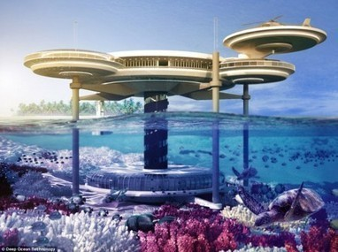 Dubai's Latest Big Idea: Futuristic Underwater Hotel | e-Expeditions | e-Expeditions News | Scoop.it