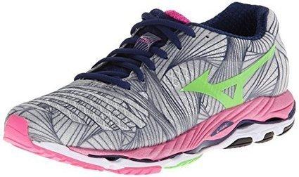 Pink|Black – Mizuno Wave Connect 3 Running Shoes Womens Running PinkBlack