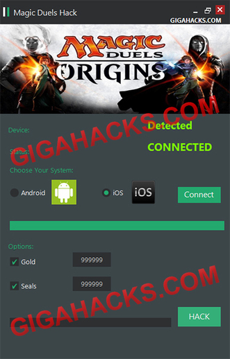 Magic Duels Hack Android and iOS Cheats- Unlimi