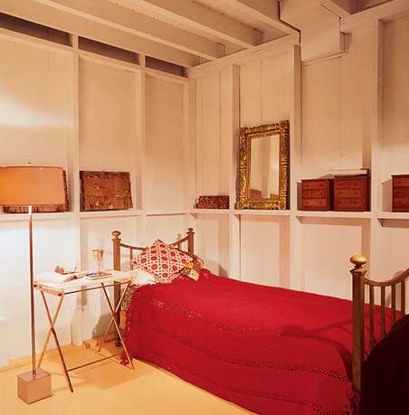 Literary Style:  15 Writers' Bedrooms | random pieces of wisdom | Scoop.it