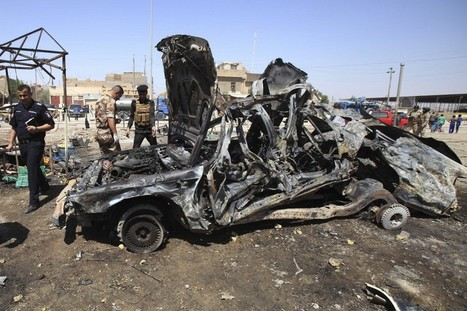 Attacks kill at least 53 in Iraq | News round the Globe especially unacceptable behaviour | Scoop.it